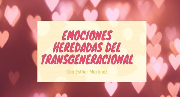 emociones heredadas del transgeneracional